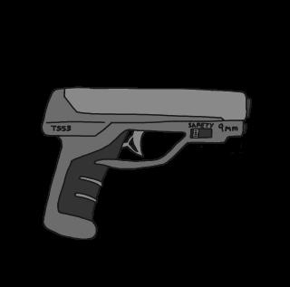 T&S T553 kinetic sidearm